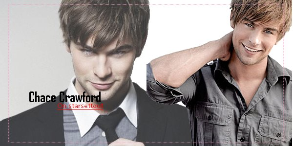 [-CHACE CRAWFORD-]