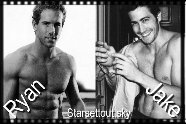 Ryan Reynolds VS Jake Gyllenhaal