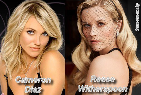 Cameron Diaz Ou Reese Witherspoon