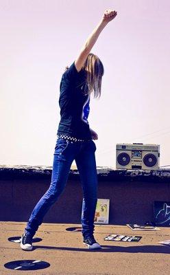 i love dance  elecktroo