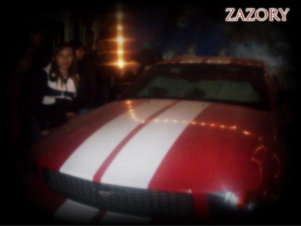 mi pasion son los autos ;)