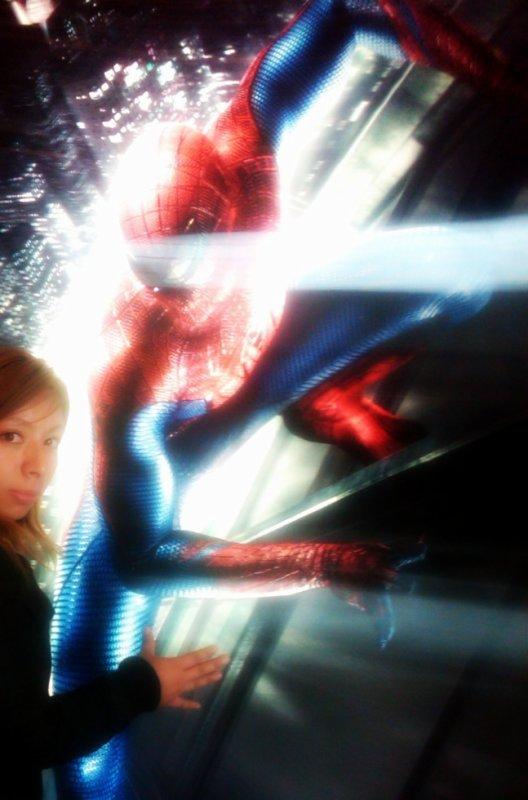 JET AIMEEE SPIDERMAN ;)