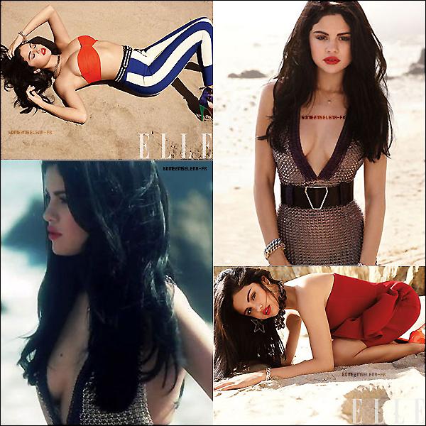 Couverture/Magasine : Selena fera la une de Elle Usa en Juillet prochain. On peut découvrir des photos ainsi que les couvertures. J'adore Selena fait femme, elle est splendide !  & toi quand penses-tu ?