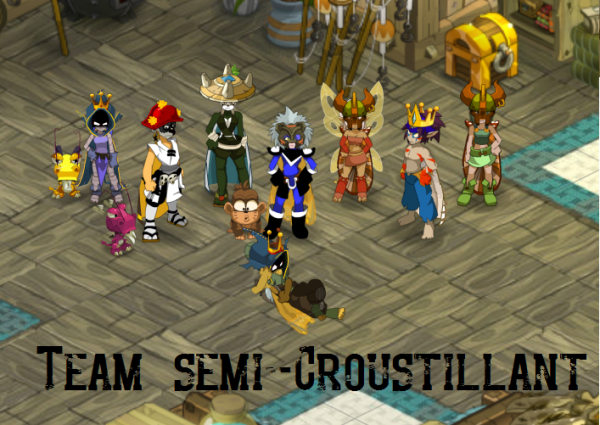 Team Semi-Croustillant !
