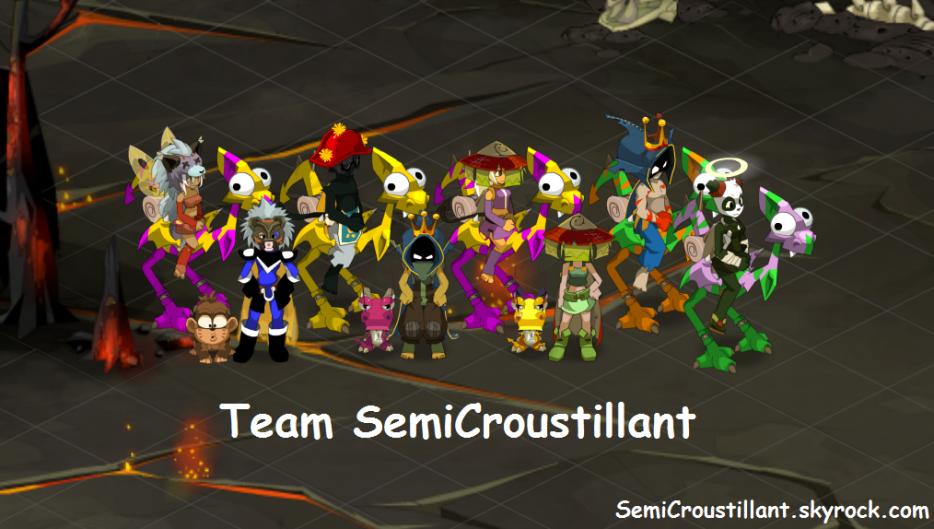 Team SemiCroustillant Ulette