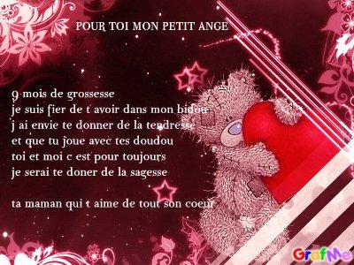 Petit Poeme Pour Toi Mon Bebe Blog De Mon Fils Ryan