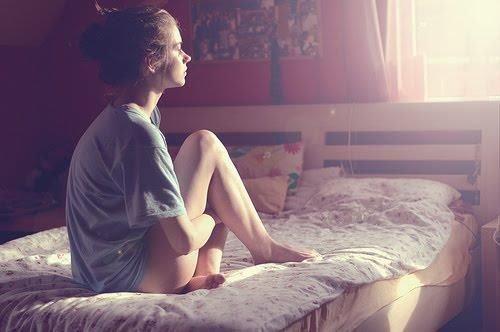 -J'ai peur.  -C'est bien d'avoir peur, tu sais, ça prouve que tout n'est pas perdu, et que tu as encore des choses à perdre .