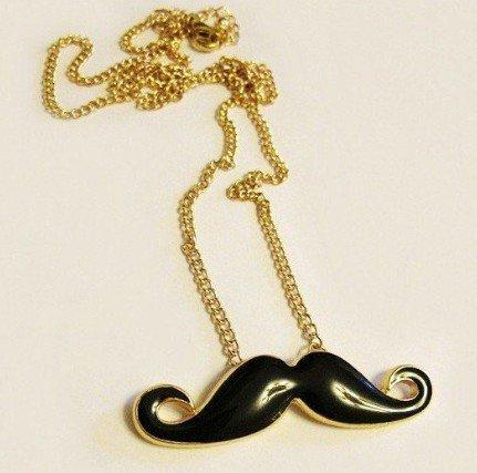 Sautoir moustache 7.50¤