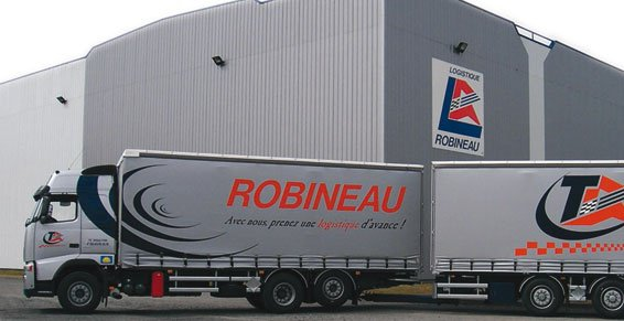 transport robineau