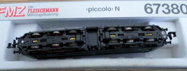 piccolo N-FMZ - loco electrique DB -n° 67380