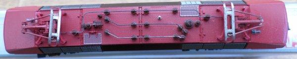 piccolo N-FMZ - loco electrique DB -n° 67351