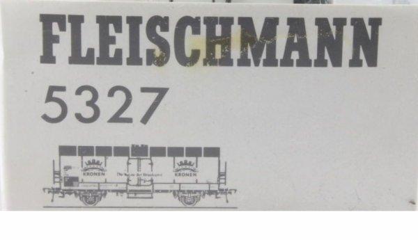 fleischmann -ho- fourgon couvert kronen - DB état neuf