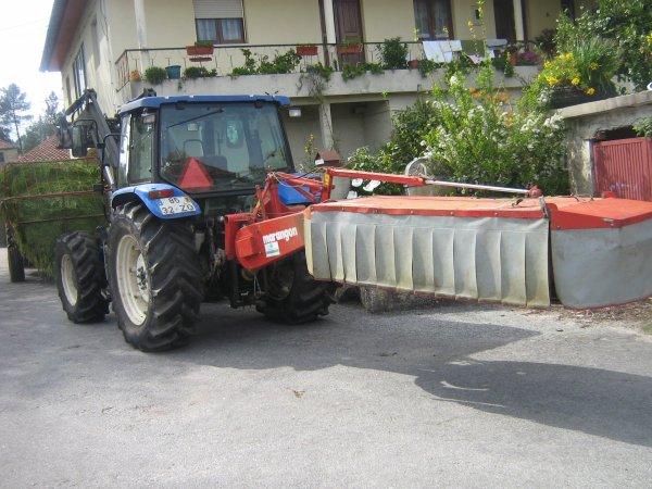 new holland tl100a e marangon quattro 240