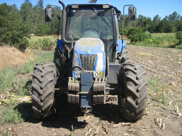 new holland tl100a and herculano multilinhas