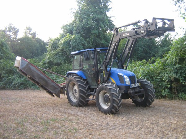 new holland, ford 4100