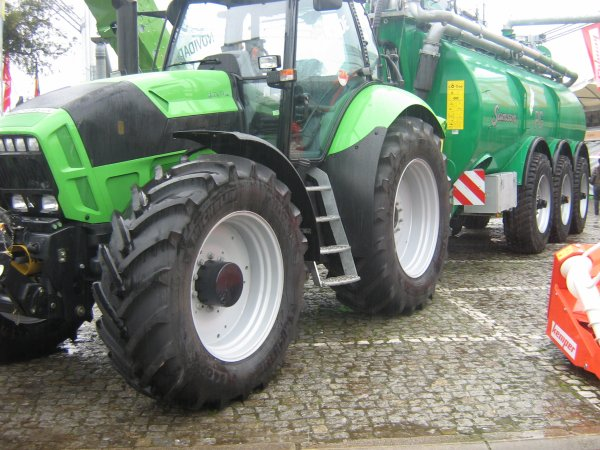 deutz fahr and samson
