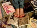 Photo de masseur-de-pieds