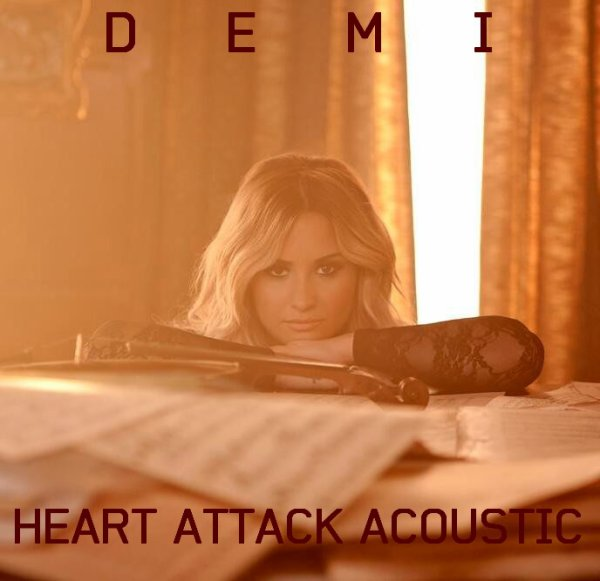 DEMI Accousic / Heart Attack Acoustic (2013)