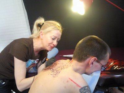 en plein tattoo
