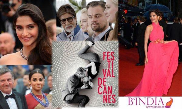 Actu Festival de Cannes : l'Inde à l'honneur pour fêter les 100 ans de Bollywood !
