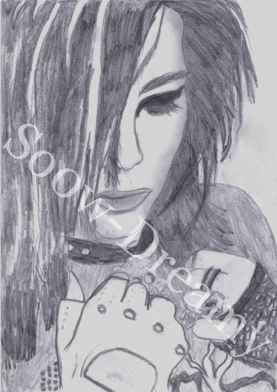 Dessins Tokio Hotel =)