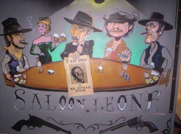 illustration personnages de western (n'est + disponible)