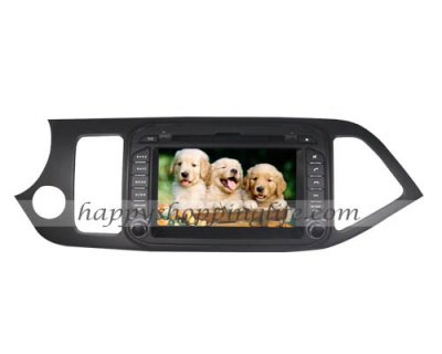 Android Car DVD Player GPS Navigation TV System Bluetooth Touch Screen 3G Wifi for Kia Morning 2012 2013 2014 Model: HSL-CP-28G1 Starting at: $459.99 Sale: $390.99