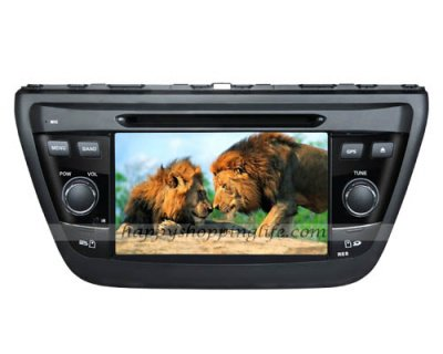 Suzuki SX4 2014 Android Auto Radio DVD Player with GPS Navigation Wifi 3G Digital TV RDS CAN Bus Model: HSL-PC-214D Starting at: $480.55 Sale: $408.47