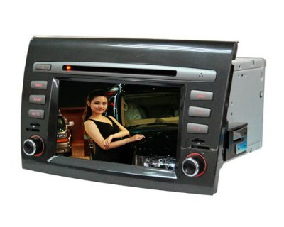 Auto Radio DVD with GPS Navigator ISDB-T for Fiat Bravo Model: HSL-SD-99T Starting at: $556.18