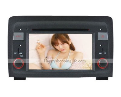 Fiat Idea DVD Player with GPS Navigation Bluetooth CAN Bus TV Model: HSL-SD-203G Starting at: $546.67 $465.99