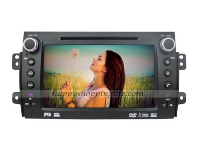 Android Car DVD Player for Fiat Sedici - GPS Navigation Wifi 3G Model: HSL-CP-167G Starting at: $501.29