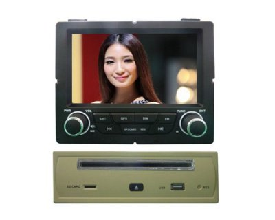 Fiat Viaggio DVD Navigation with Bluetooth Touchscreen CAN Bus Model: HSL-SD-132G $311.68 $264.15