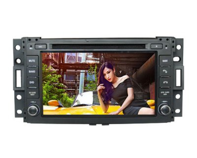 Auto DVD Radio for Hummer H3 - Digital TV ISDB-T Can Bus USB Model: HSL-SD-102T Starting at: $531.16