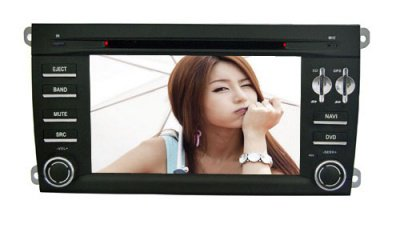 Car DVD Player for Porsche Cayenne - Digital TV DVB-T RDS Model: HSL-SD-104D Starting at: $791.85