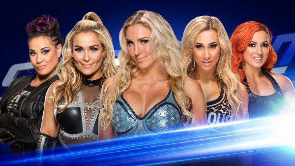 SmackDown Live du 21 Juin