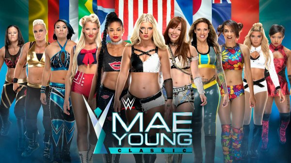 Mae Young Classic second round