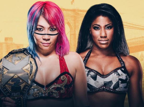 NXT TakeOver Brooklyn III