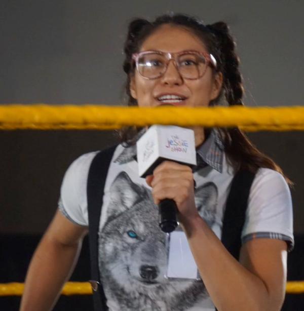 La WWE signe une nouvelle recrue