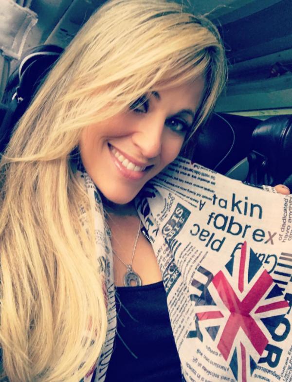 Lilian Garcia fête ses 51 ans