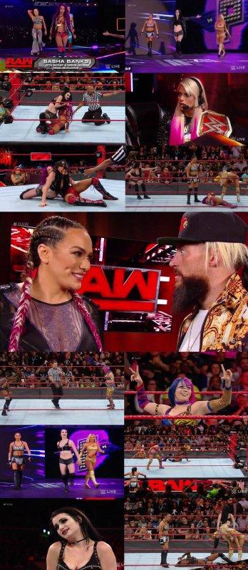 Résultat de Raw du 04/12/2017
