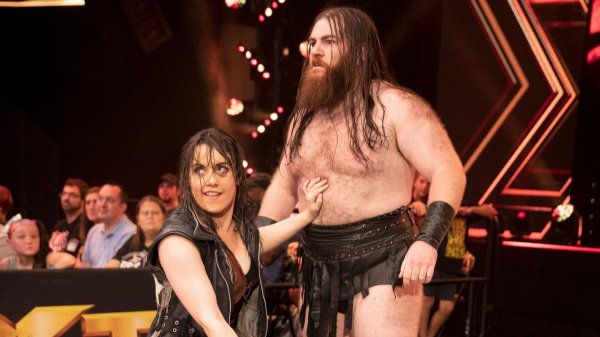 Nikki Cross et Killian Dain se marient