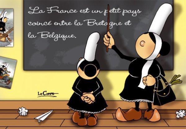 Vive la Bretagne indépendante