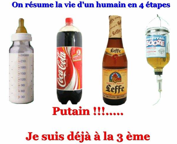 On a tous de la bouteille !!!.............