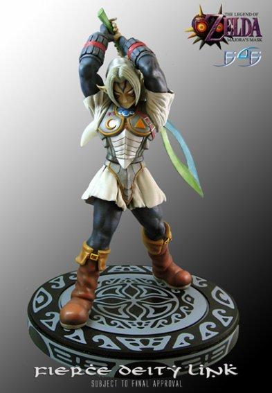 Fierce Deity Link (Oni link)