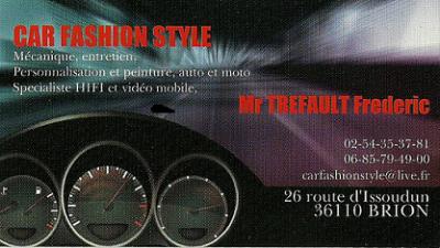 car fashion style