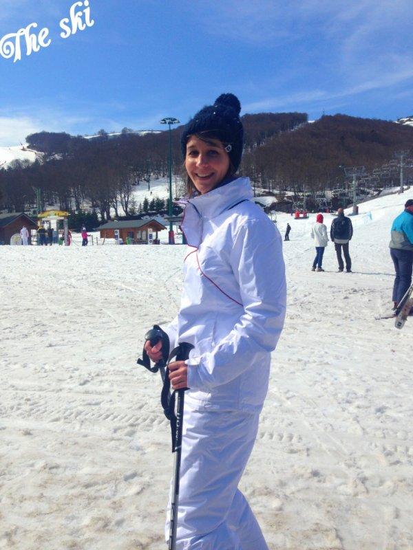 The ski <3