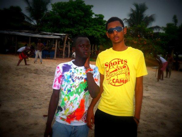me and salif