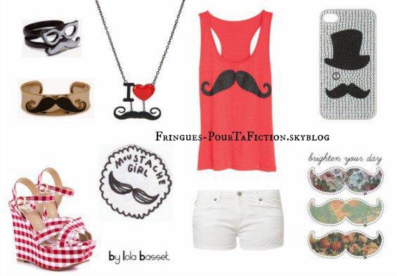 Moustache <3 !