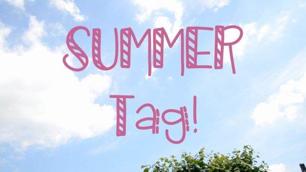 ❤ Summer Tag ❤