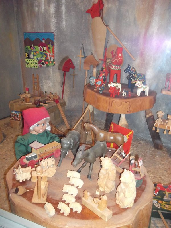 Maison du bois et du Jouet à MAZAMET